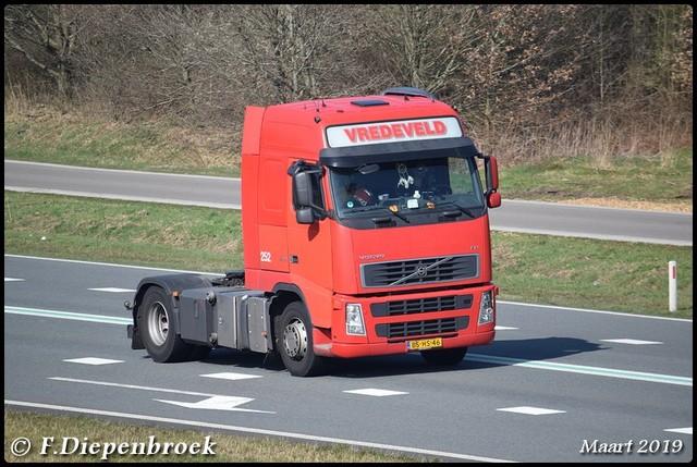 BS-HS-46 Volvo FH Vredeveld2-BorderMaker Rijdende auto's 2019