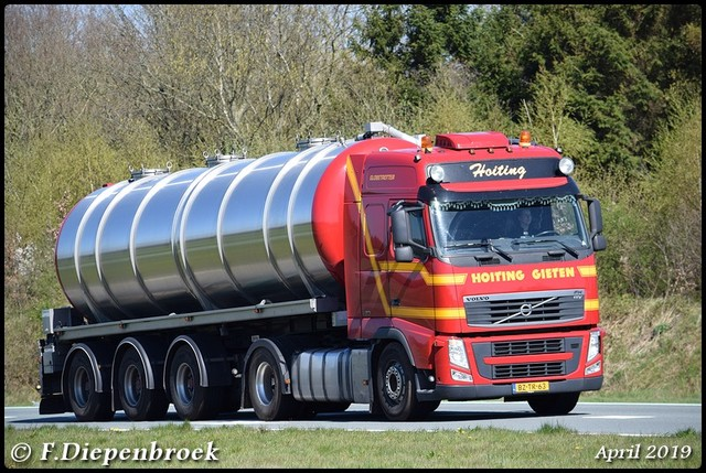 BZ-TR-63 Volvo FH3 Hoiting-BorderMaker Rijdende auto's 2019