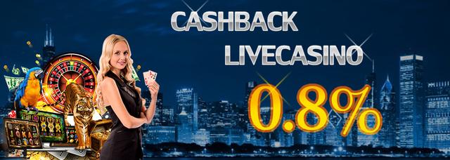 3 CASHBACK-LIVECASINO masterbet188
