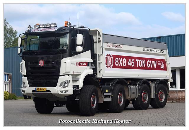Waninge, Sent Tatra Phoenix demo 38-BND-2 (2)-Bord Richard
