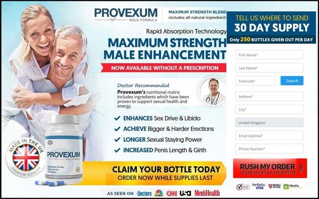 Ingredients of Provexum ? Provexum