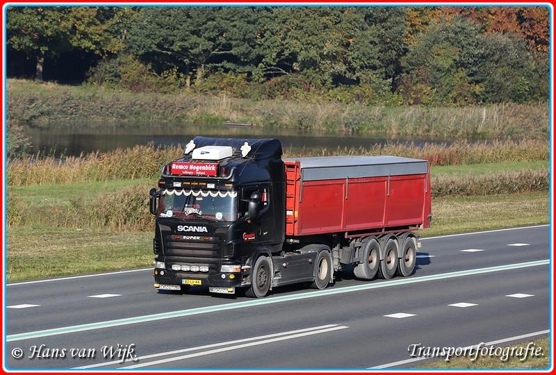 BZ-LV-44  B-BorderMaker - Kippers Bouwtransport