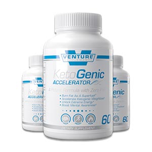 Ketogenic Accelerator Reviews- Price, Ingredients, Picture Box