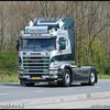 18-BKL-4 Scania 164 Van Tri... - Retro Trucktour 2019