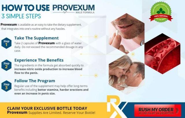 What Is Provexum Male Enhancement? Provexum
