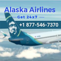 Artboard 1 copy 4-1 1877-546-7370 Alaska Airlines Support Number