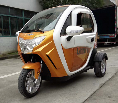 Electric Tricycle Car- ElectricBikeScooterCar Electric Car- ElectricBikeScooterCar