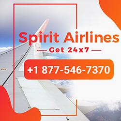 Artboard 1 copy 3 1877-546-7370 Spirit Airlines© Support Number