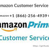 {+1866-256-4939} Amazon prime customer service number
