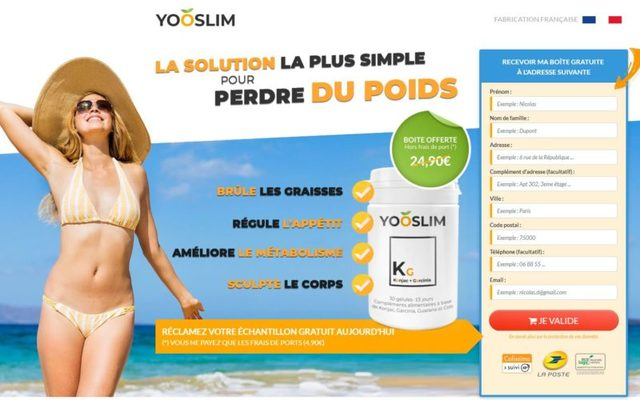 Yooslim France Avis Picture Box