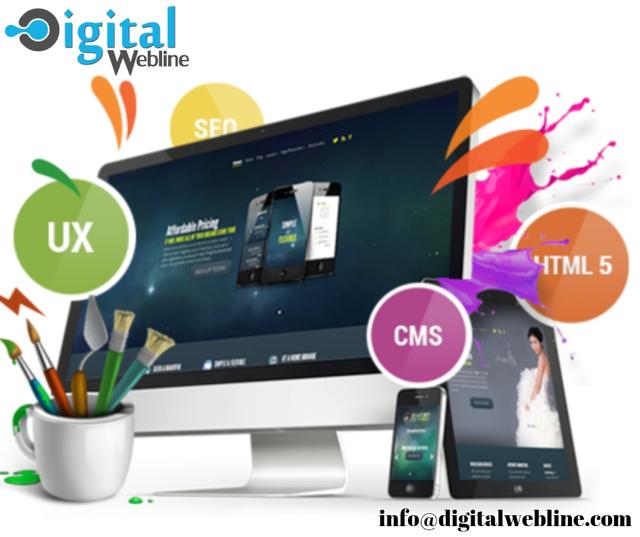 website digitalwebline Website Designing Company in Canada
