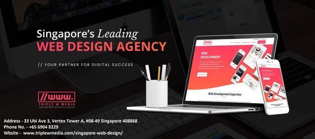 Website designer Singapore Triple W Media