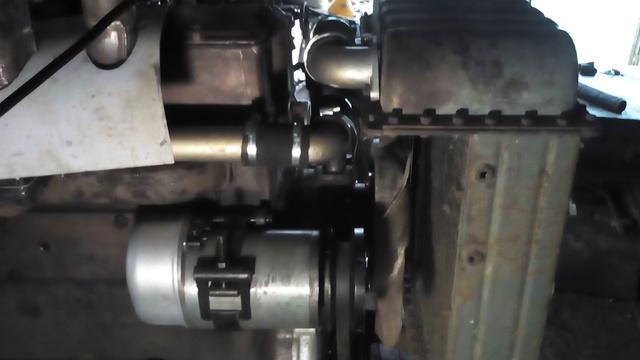 ZetorSuper 35 m53f tractor real