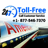 24/7 {1877-546-7370} American Airlines Customer Service