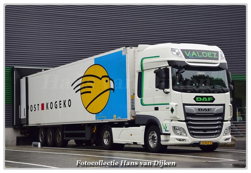 Valdez Logistics 23-BLF-4(0)-BorderMaker -
