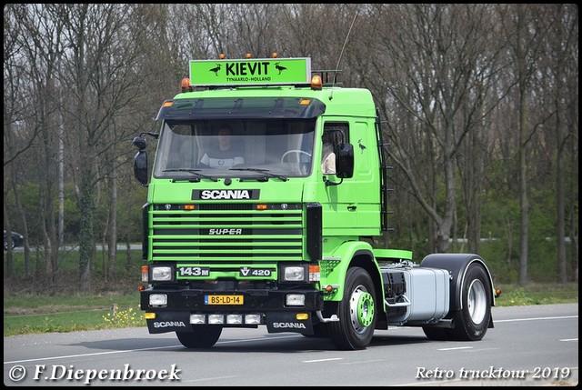BS-LD-14 Scania 143 Kievit2-BorderMaker Retro Trucktour 2019