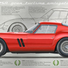 Ferrari 250 GTO print 2500p... - Picture Box