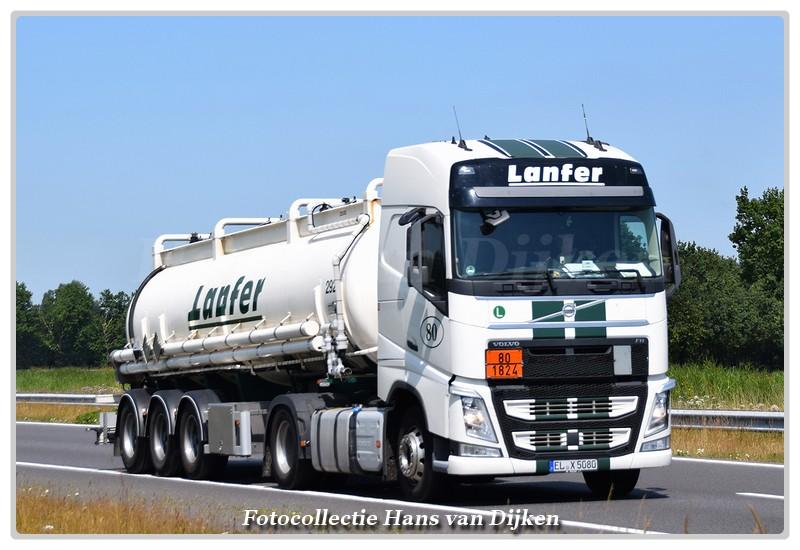 Lanfer EL X5080-BorderMaker -