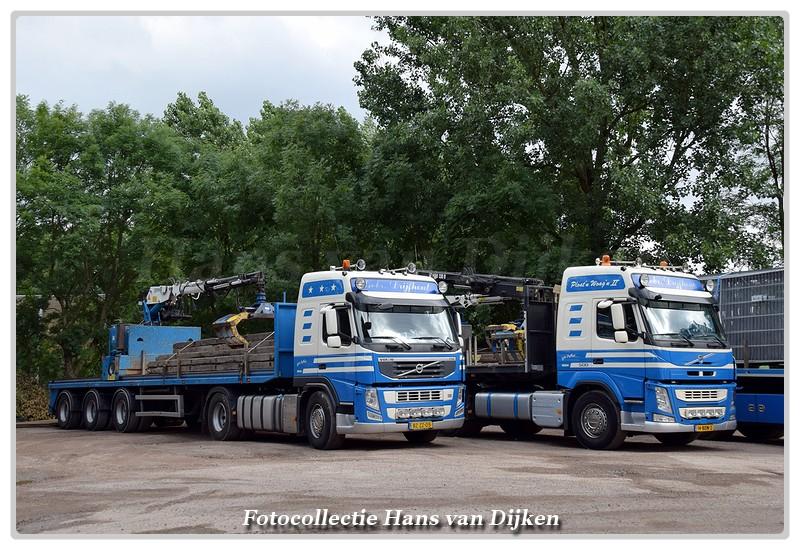 Line-up Drijfhout Gebr -