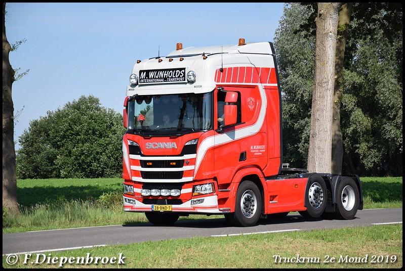 28-BND-7 Scania R500 J WIjnholds-BorderMaker - Truckrun 2e mond 2019