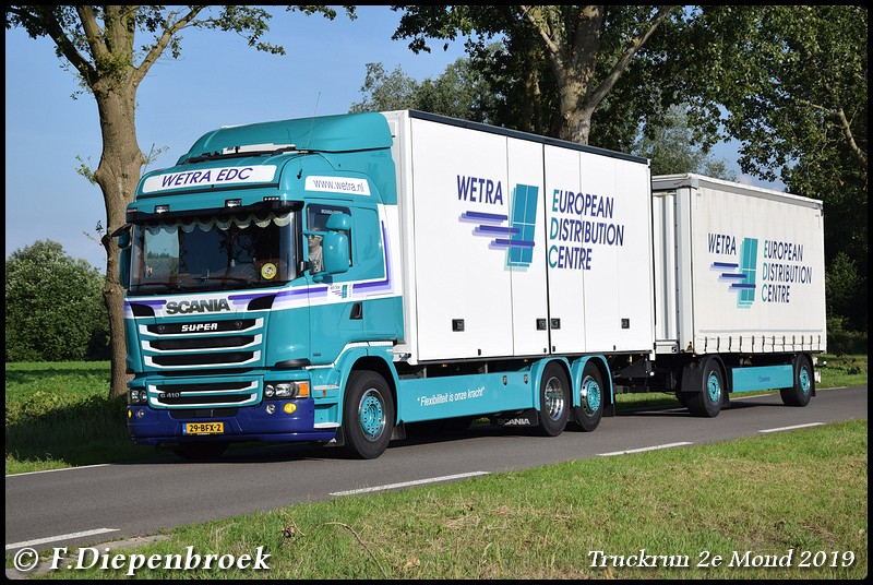 29-BFX-2 Scania G410 Wetra2-BorderMaker - Truckrun 2e mond 2019