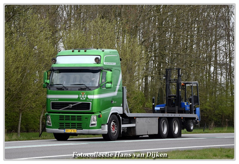 Onbekend BN-LN-86-BorderMaker -