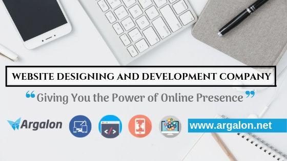 Argalon – Website Designing and Website Developm Argalon