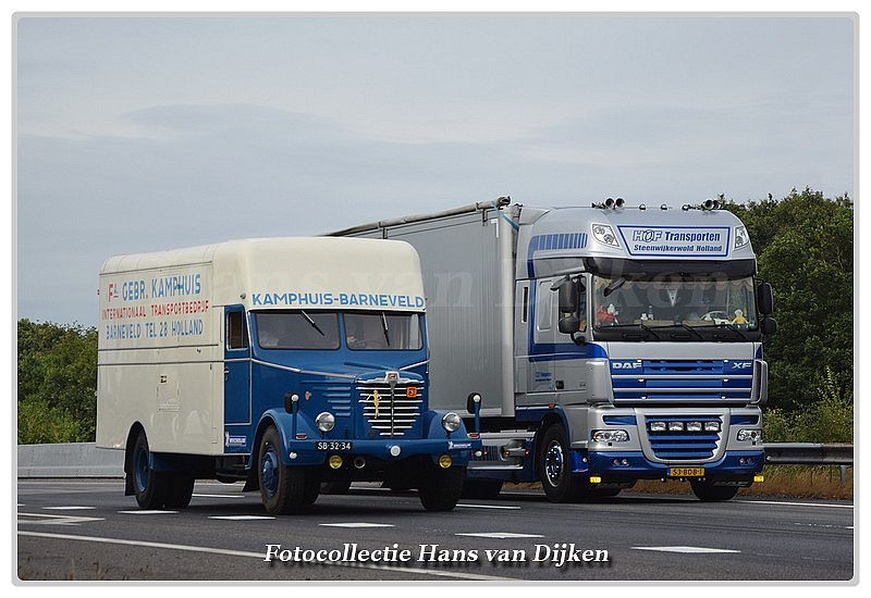 Line-up Kamphuis - Hof Transporten-BorderMaker -