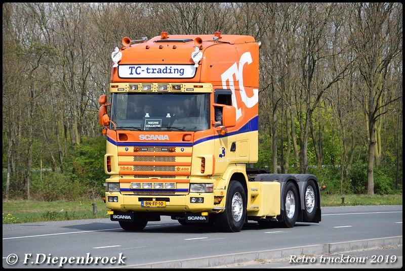 BN-FF-10 Scania 164 TC Trading-BorderMaker - Retro Trucktour 2019