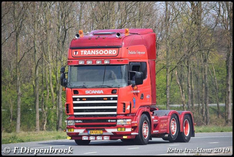 BN-GX-32 Scania 164 Transoord-BorderMaker - Retro Trucktour 2019