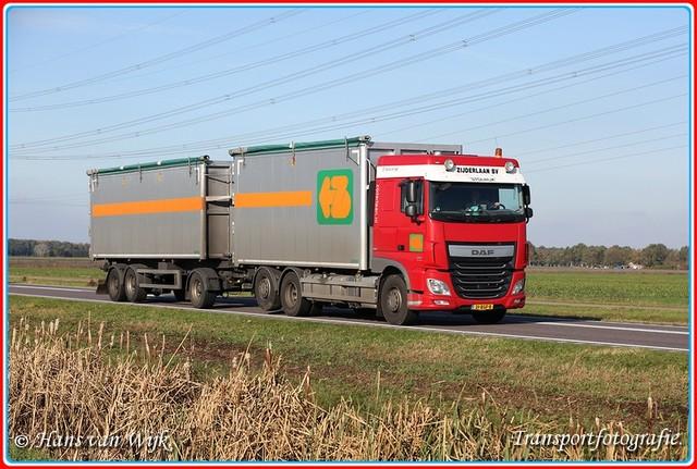 21-BGF-8-BorderMaker Kippers Truck & Aanhanger