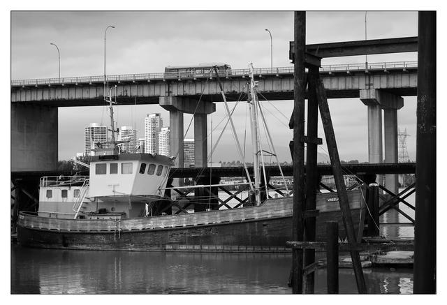 Richmond 2 2019 Black & White and Sepia