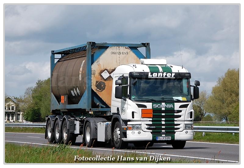 Lanfer EL X5380-BorderMaker -
