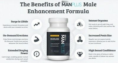 Man Plus Vixea Male Enhancement Benefits: Man Plus Vixea