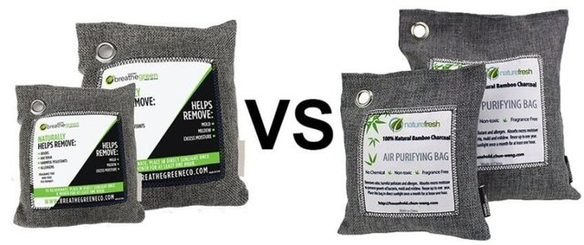 Ingredients of Breathe Green Charcoal Bag ? Charcoal Purifying Bag