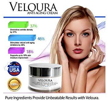 Veloura Cream1 Veloura Anti Ageing Cream