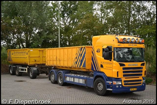 BT-BL-57 Scania R420 De Steenarend-BorderMaker 2019