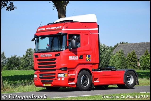 76-BGG-8 Scania R450 Beens-BorderMaker Truckrun 2e mond 2019