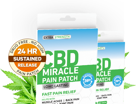 What Is CBD Miracle Pain Patch? CBD Miracle Pain Patch
