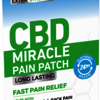 Ingredients of CBD Miracle Pain Patch ?