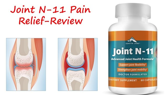 Benefits of Joint N 11 Pain Relief : Joint N 11