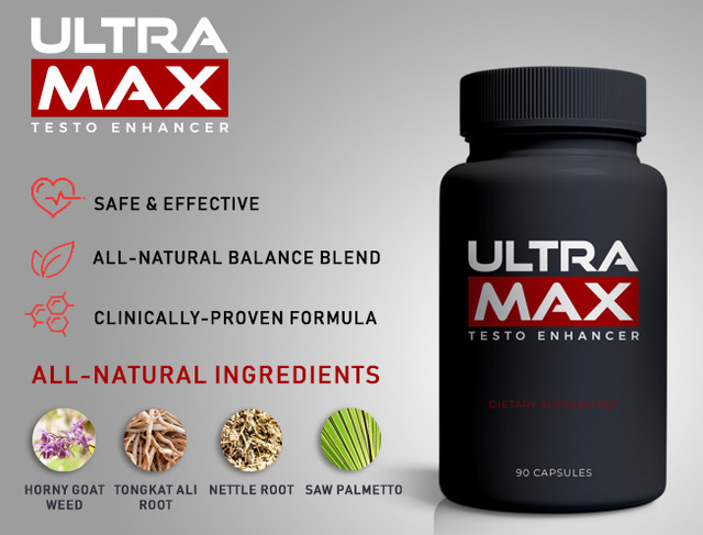 Who can take up this UltraMax Testo Enhancer pill? UltraMax Testo Enhancer