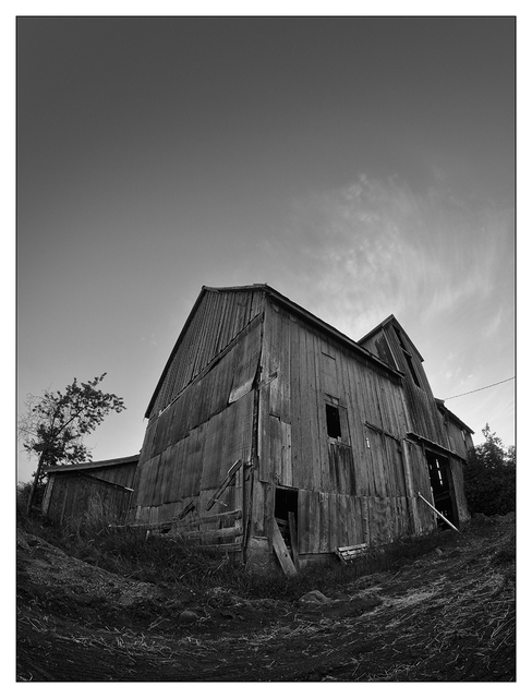 Old Barn 2019 9 Black & White and Sepia