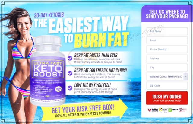 Ultra Fast Keto Boost UltraFast Keto Boost