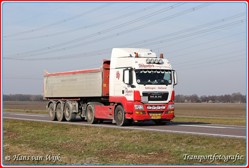 72-BDJ-4  B-BorderMaker - Kippers Bouwtransport