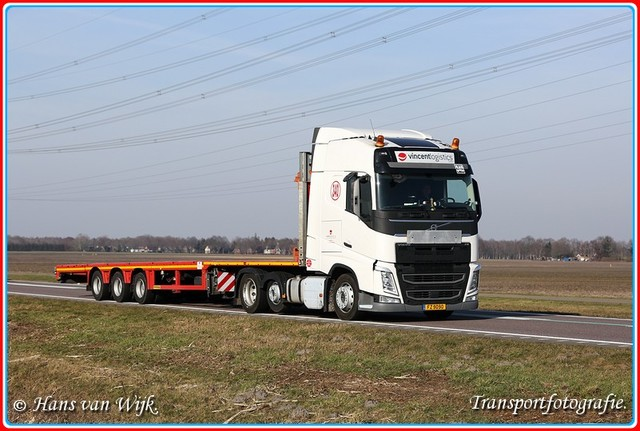 FZ-9090-BorderMaker Open Truck's