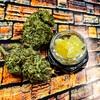 Marijuana Bud and Jelly - Picture Box