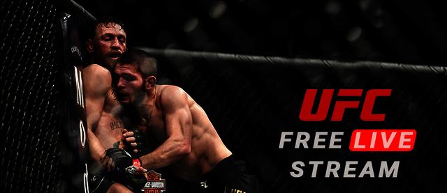 UFC Free Live Stream UFC Live Stream Free