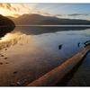 Comox Lake Fall 2019 1 - Landscapes