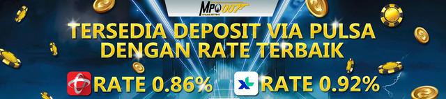 MPO007 Situs Judi Online dan Slot Online Terpercay MPO007.NET